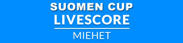 Suomencup Livescore Miehet