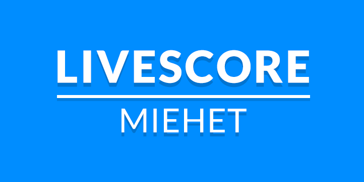 Livescore Miehet